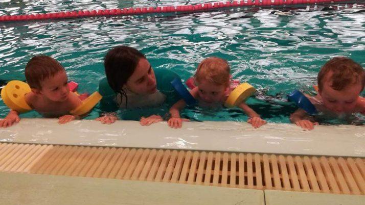 DŮLEŽITÉ! Provozní řád plavecké školy